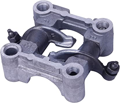 Wingsmoto 64mm Valve Rocker Arm Assembly Camshaft Seat GY6 50cc QMB139 Scooter