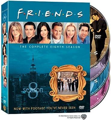 Amazon com: Friends: Season 8: Jennifer Aniston, Courteney