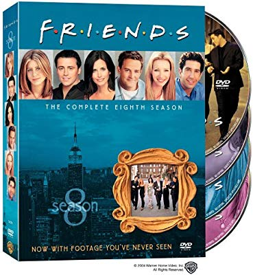 Amazon.com: Friends: Season 8: Jennifer Aniston, Courteney ...