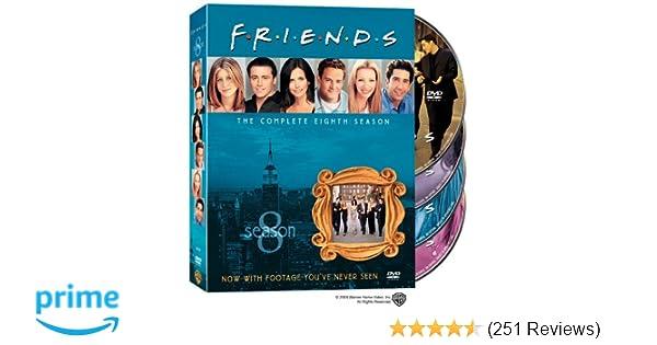 Amazon com: Friends: Season 8: Jennifer Aniston, Courteney Cox, Lisa