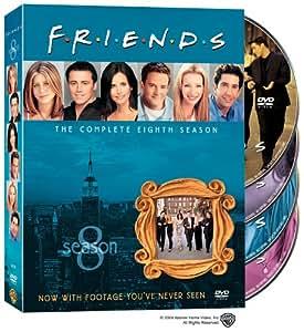 Friends: The Complete Eighth Season (Sous-titres français) [Import]