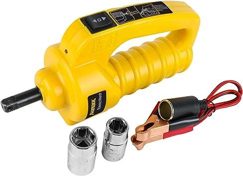 12V Electric Impact Wrench Gun 1//2 Inch 480N.M Car Wrench Gun Kit Repair Tool