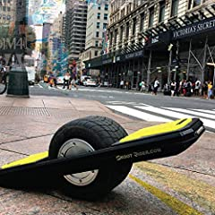 SkootRider is a powerful, water resistant, high quality surfing electric self balancing scooter.