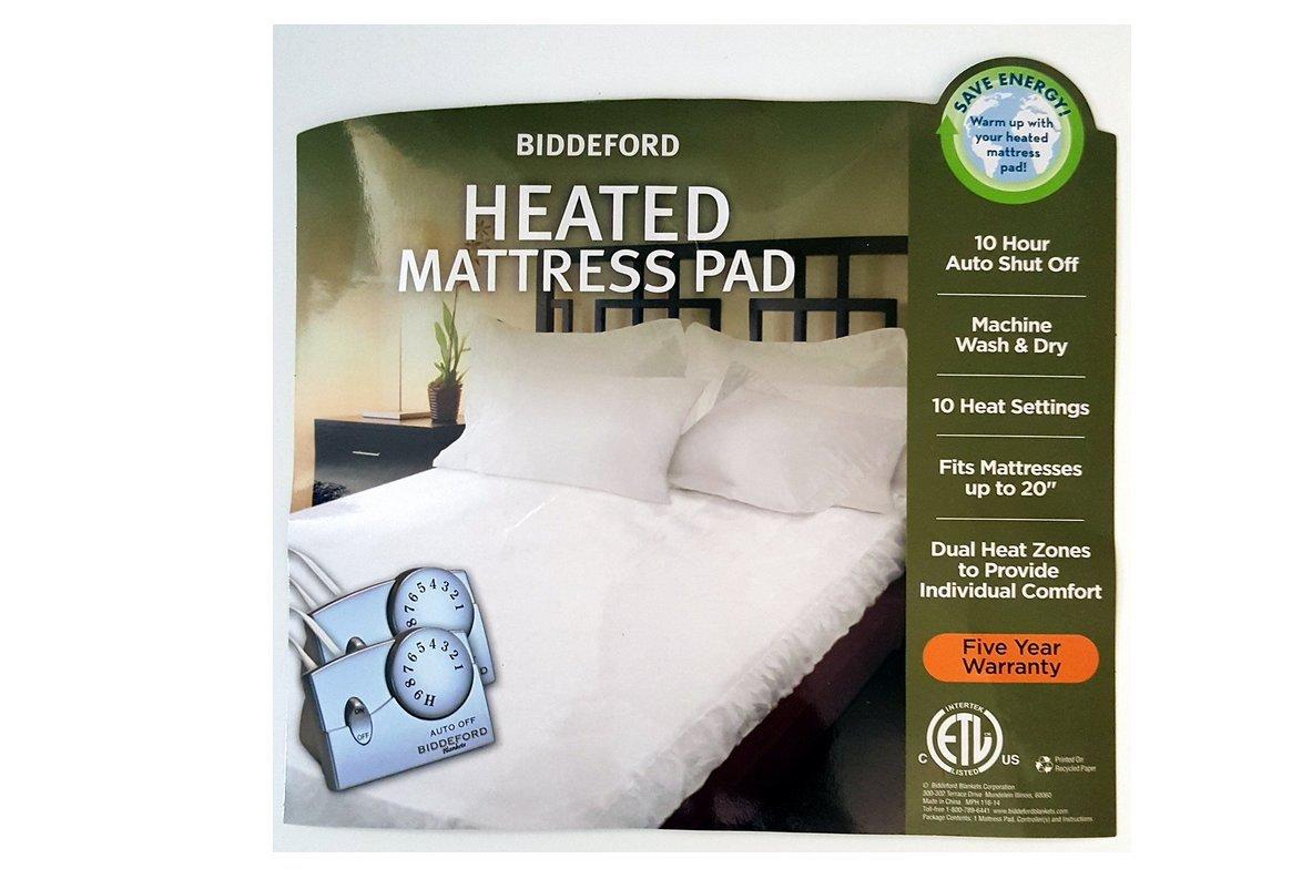 links heated sponsored galleries blanket pad biddeford plus mattress captivating by taboola electric