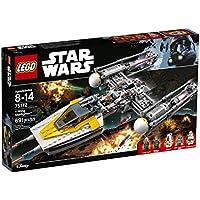 LEGO Star Wars Y-Wing Starfighter 75172 Building Kit (691...