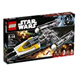 LEGO Star Wars Y Wing Starfighter 75172 Building Kit 691 Pieces