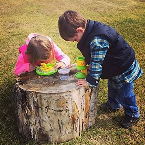 Baby Tree.Toys Insects and Bugs Catcher and Viewer Miscroscope, Nature Exploration Tool