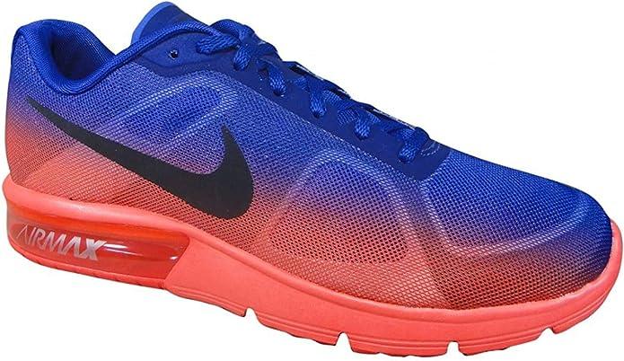 Nike Herren Air Max Sequent Leichtathletik Schuh: