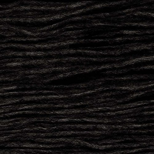 Amano Puyu yarn (3005 - - Alpaca Chunky Charcoal