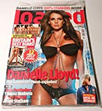 Loaded magazine issue 175 (UK Magazine) november 2008 (Danielle Lloyd on cover) books, magazines, periodicals