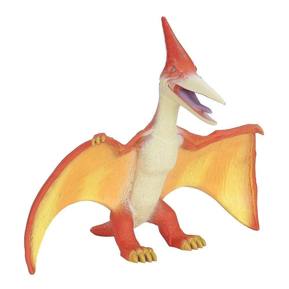 amazon com animal planet 18 inch jumbo foam pterodactyl toys u0026 games