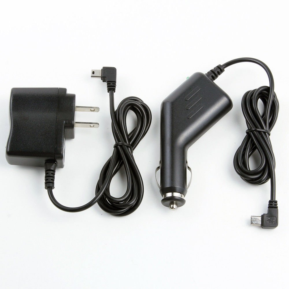 Eagleggo Car Charger+AC/DC Power Adapter Cord For Texas Instruments TI-Nspire CX and TI-Nspire CX CAS, TI 84 Plus C Silver Edition, and TI 84 Plus CE Graphing Calculators.