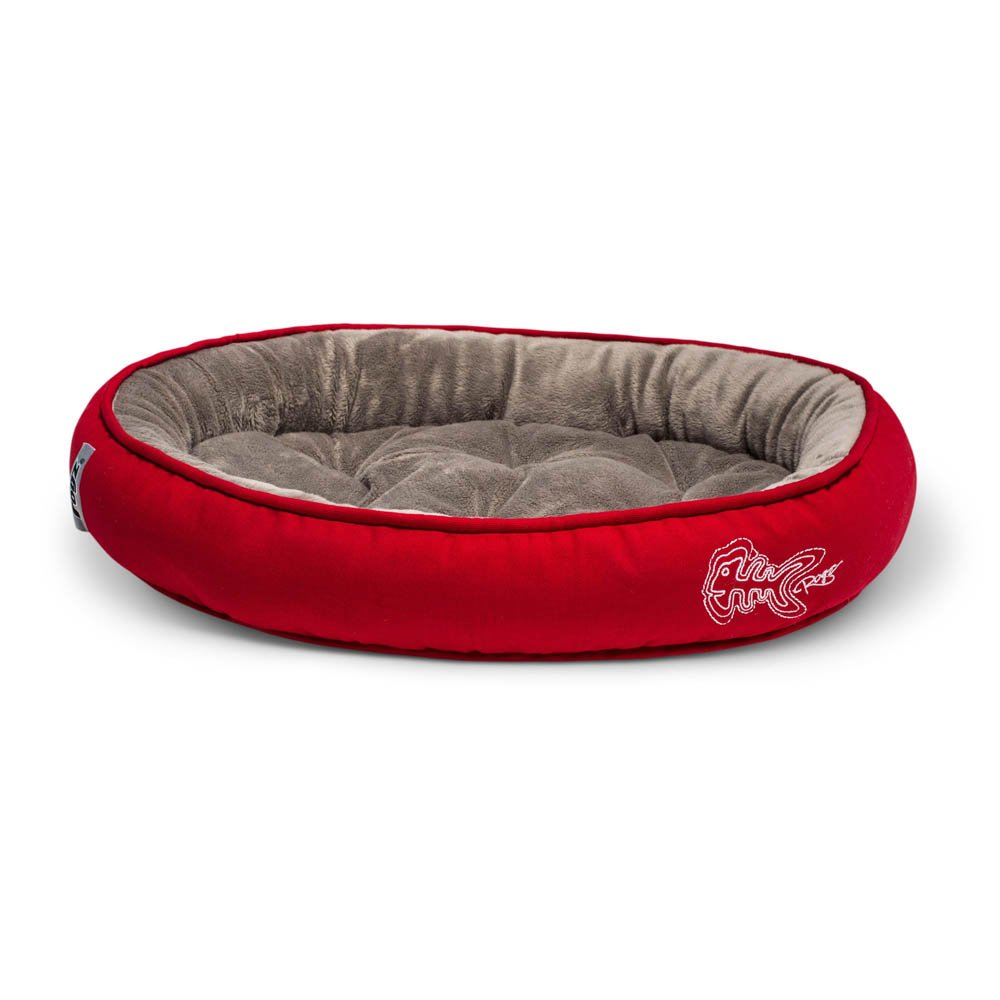Rogz CPM de 02 Catz Snug PODZ/Gato Cama, M, Rojo: Amazon.es: Productos para mascotas