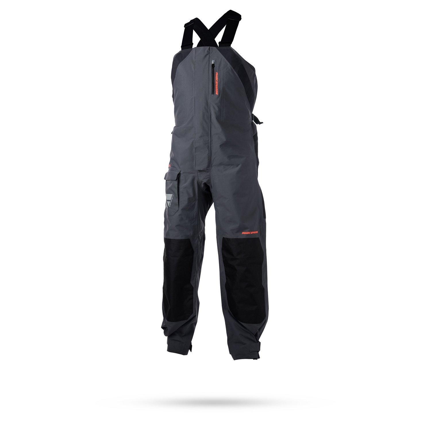 Magic Marine Element 2-Layer Sailing Trousers 2019 - Dark Grey