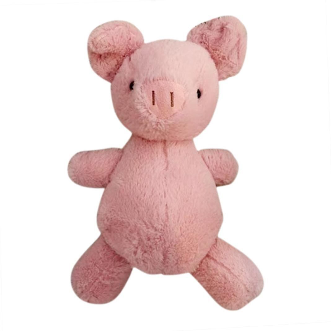 35cm Cartoon Pig Plush Toy Cute Doll Stuffed Interactive Toys for Kids