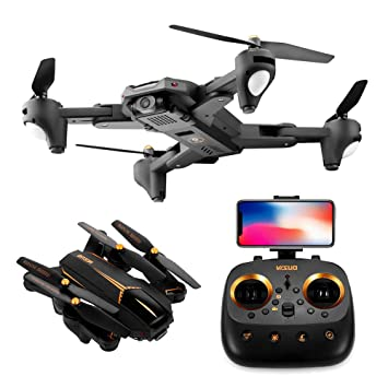 VISUO XS812 GPS Drone with Camera 1080P 5G WiFi FPV Altitude Hold ...