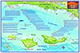 img - for Surfing - Santa Barbara & Ventura County Electronic Franko Maps Surfing Card and Map book / textbook / text book