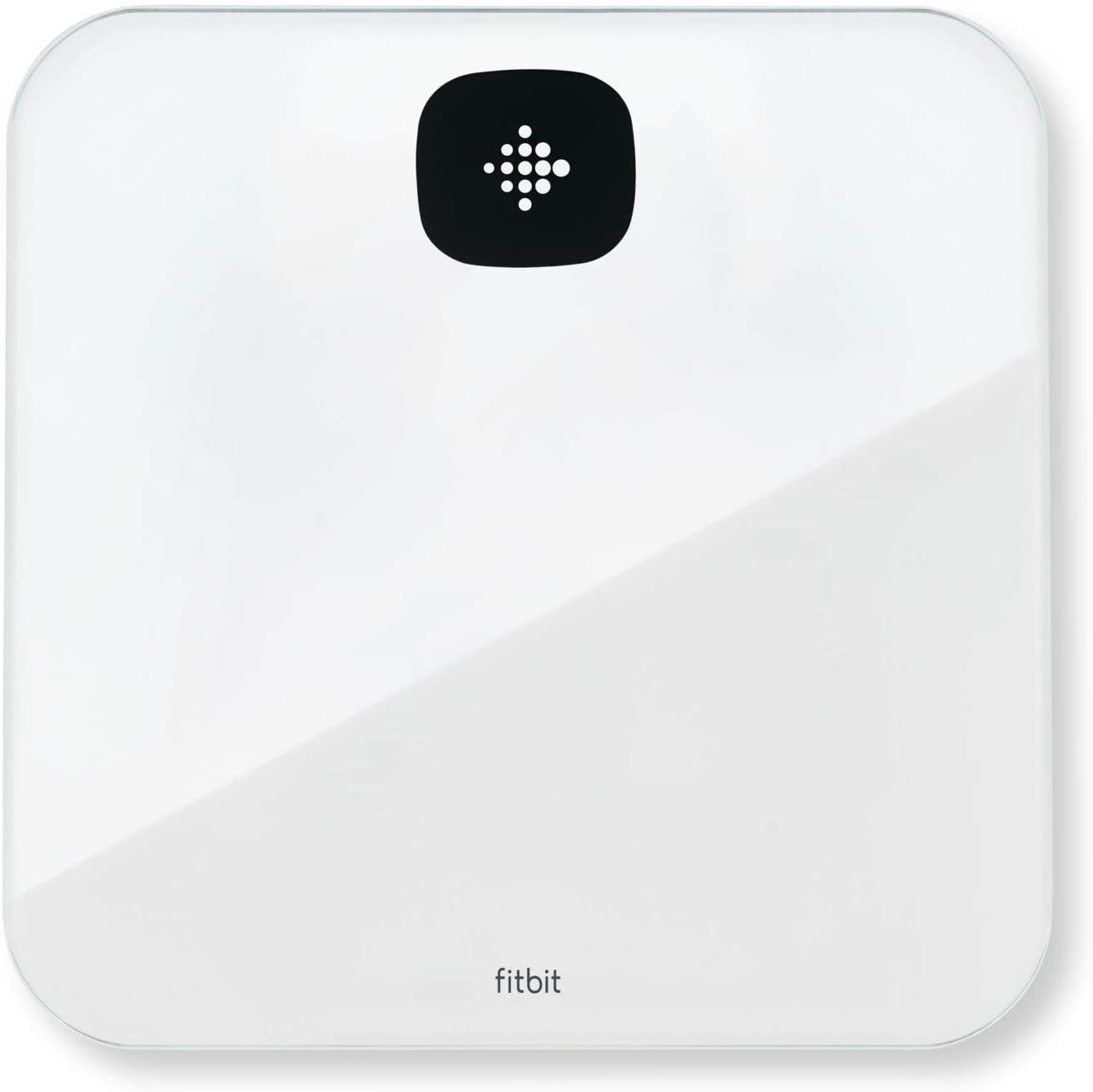 Fitbit Aria Air Bluetooth Digital Body Weight and BMI Smart Scale, White