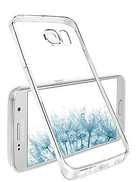 Taken Galaxy S7 Funda - Transparente TPU Suave Carcasa de Silicona para Samsung Galaxy S7