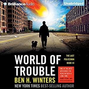 World of Trouble Audiobook