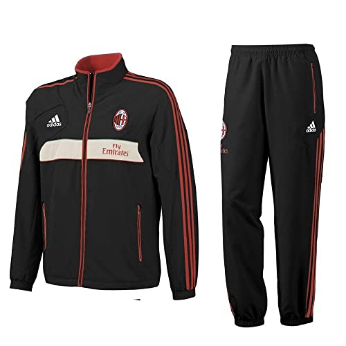 Adidas Amazon 13 Milan Tracksuit Size Ac Presentation 2012 it 4 ZAxwvHgvq