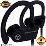 Amazon Price History for:Waterproof Wireless Bluetooth Headphones ZEUS OUTDOOR a HD Sound Best Wireless Earbuds Earphones with Microphone Workout Running Sport Headphones Bluetooth Headset for Gym Best Father Day Gifts Man