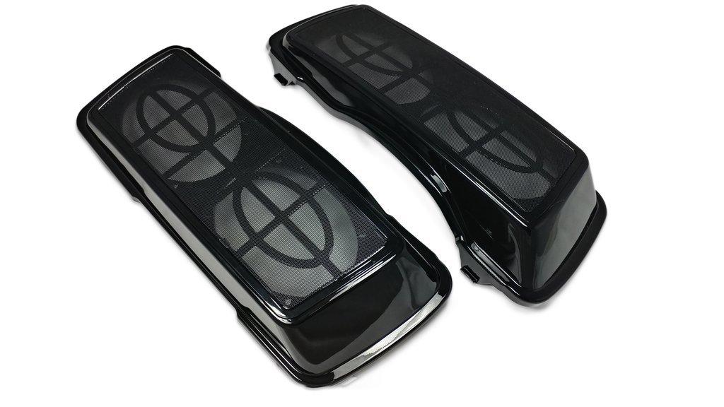 Bagger Brothers BB-HD1584-SBL-K Speaker Lid, Black