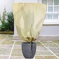 Funda para Plantas,Protección Invernal Bolsa para Plantas, Cubierta
