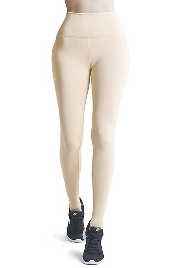Amazon.com: Sunzel Leggings de cintura alta, pantalones de ...