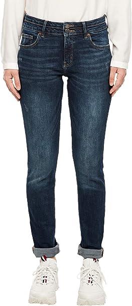 Damen Catie Ankle: 78 Jeans mit Nieten 44