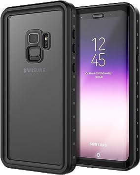 Funda Impermeable Samsung Galaxy S9, [Happon][Certificación IP68 ...