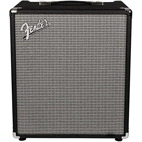 - Fender Rumble 100 v3 Bass Combo Amplifier