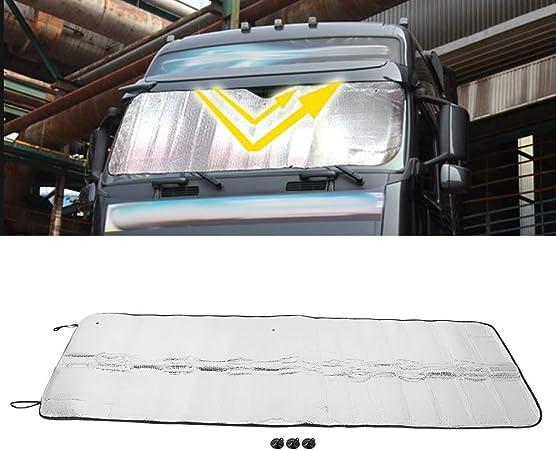 80cm SANON Car Window Sun Shade Windshield Screen UV Block Cover Protector Sun Visor 220