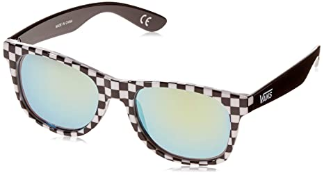 f3998d4036 Vans Spicoli 4 Shade Sunglasses - Black/White Check: Amazon.ca ...