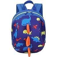 DafenQ 3D Carina Dinosauro Zaino per bambini Zaino Kindergarten Sveglio Zaini per Infanzia Ragazze Ragazzi