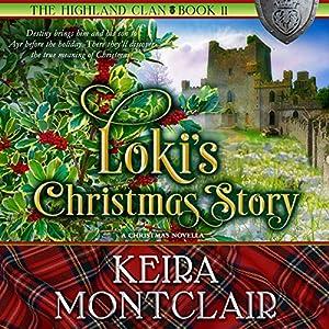 Loki's Christmas Story  Audiobook