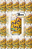 La Croix Apricot Naturally Essenced Flavored Sparkling Water, 12 oz Can (Pack of 20, Total of 240 Oz)