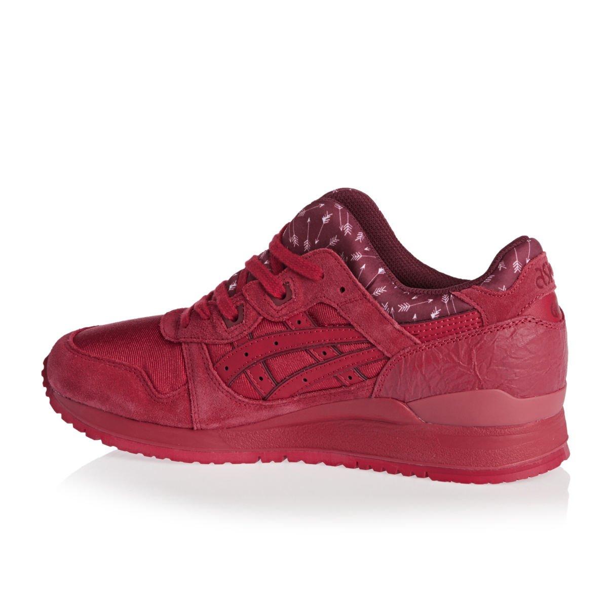 Asics Gel-Lyte III Schuhe Schuhe III Sneaker Turnschuhe Rot H63QQ 2323 Rot edc365