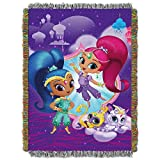 Best Nickelodeon Blankets - Nickelodeon's Shimmer & Shine, Magical Wish Woven Tapestry Review