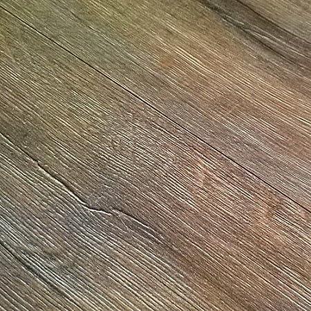 Chene Rift Oak Salvaged Textured Laminate Flooring 8mm V Groove 213