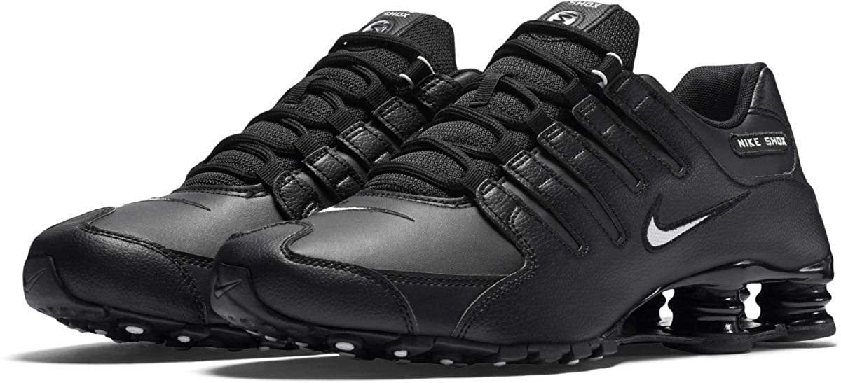 save off d7f45 3df8f Amazon.com   Nike Mens Shox NZ SL Running Shoes   Road Running