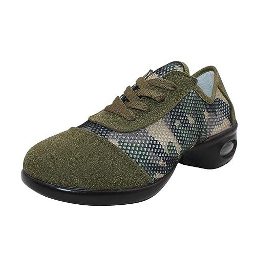 uirend Schuhe Sport Outdoorschuhe Tanzschuhe Damen Mesh