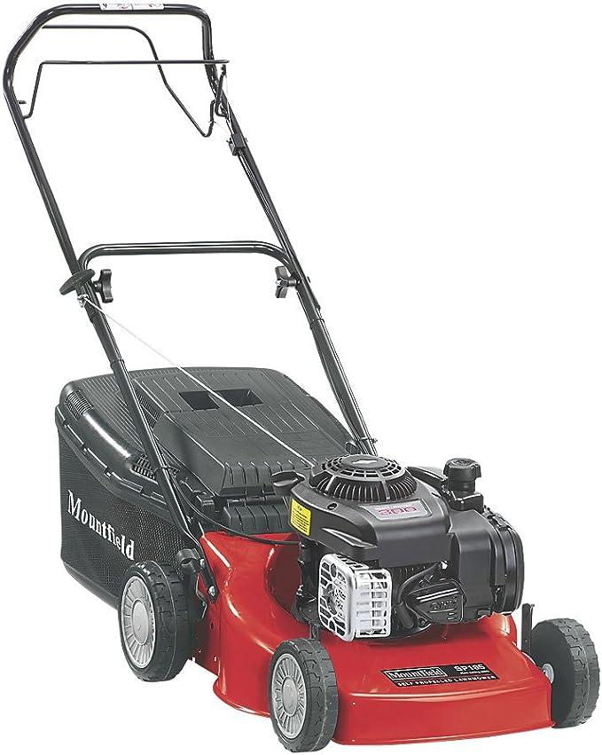Mountfield HP185 Rotary Petrol Lawnmower - Best 4-Stroke Engine