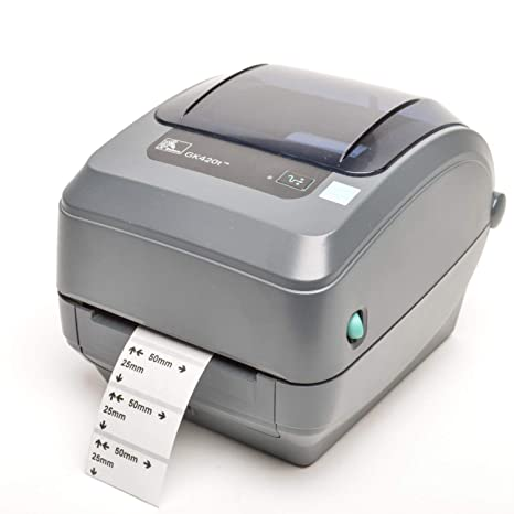 Zebra GK420t DT + TT DKTP 8D ZNET - Impresora de etiquetas ...