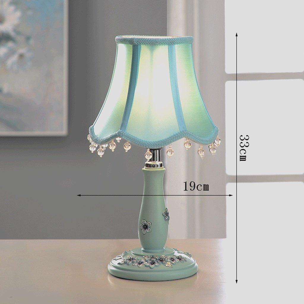 Arbeiten Sie moderne handgemäßte Harz geschnitzte LampenKörperschreibtischlampe, KrisGrößenhänger, Flachs Tuchkunstlampenschirmtischlampe um (Größe   S)