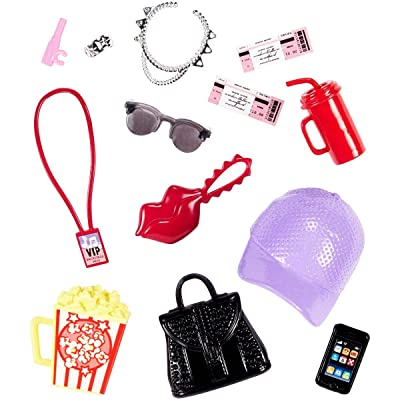 Barbie Fashion Sightseeing Accessory Pack: Toys & Games