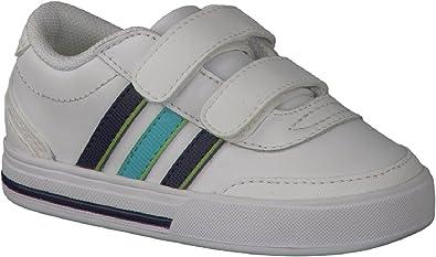 adidas NEO Label, Jungen Sneaker, weiß kombiniert, RENO