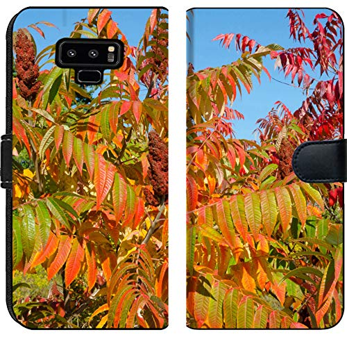 Samsung Galaxy Note 9 Flip Fabric Wallet Case Image ID 23764818 Fall s Colorful Trees in Park Ontario Canada (Best Parks In Ontario)