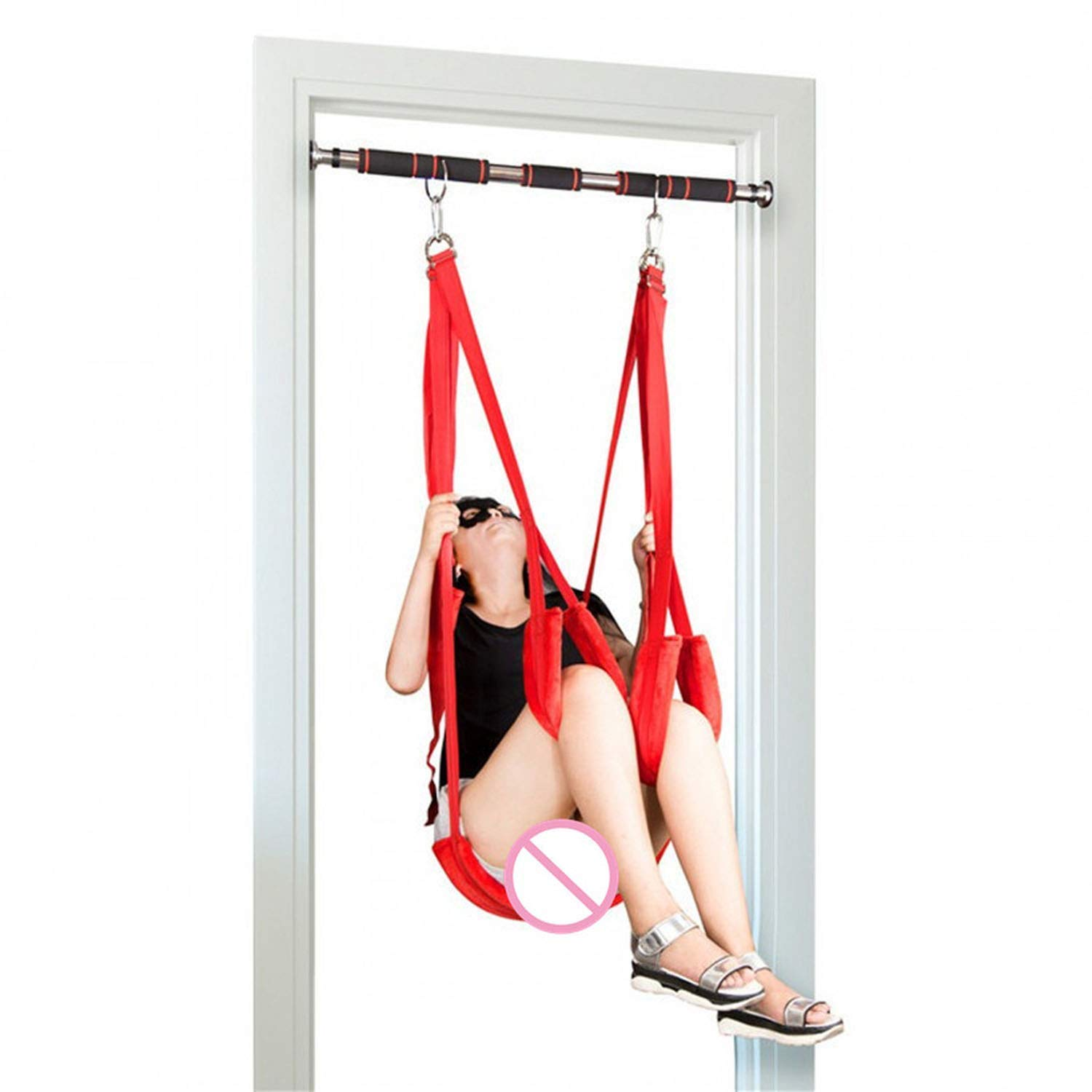 Sucking Sex Toys Suction Adult Sex Swing Chairs Hanging Love Swing Sex Toys for Couples Erotic Products Door Swing Sex Shop Sex Furnitur by JingGG