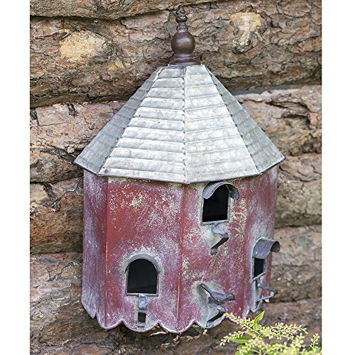 CTW Home Collection Heartwood Summer Birdhouse